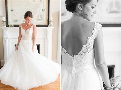 The Non Strapless Wedding Dress   Virginia Wedding