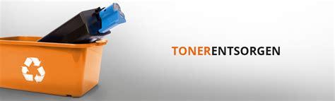 Drucker Toner Entsorgen by Tonerkartuschen Umweltgerecht Entsorgen