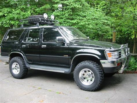 1995 Toyota Forerunner Wma86 1995 Toyota 4runner Specs Photos Modification Info