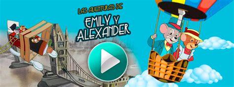imagenes de videos infantiles videos de la serie de dibujos animados emily y alexander