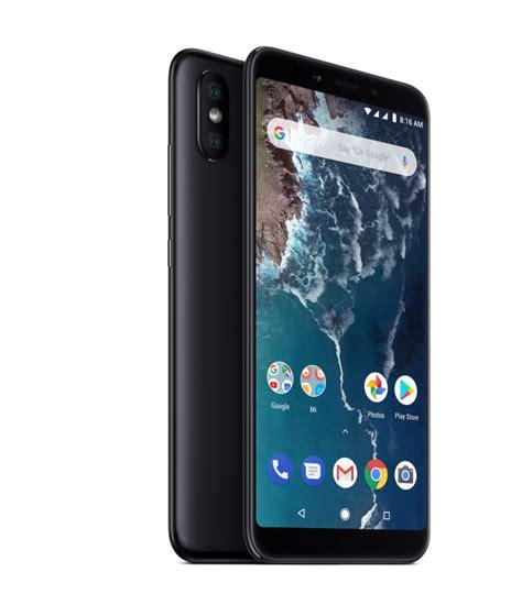 Xiaomi Mi A xiaomi mi a2 xiaomi mi a2 lite are the android
