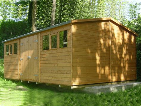 20 By 10 Shed by Apex Shed 20 X 10 Surrey Shed Manufacturer Based