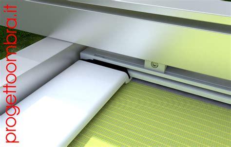 profili in alluminio per tende da sole tenda sotto vetro per verande in legno e alluminio