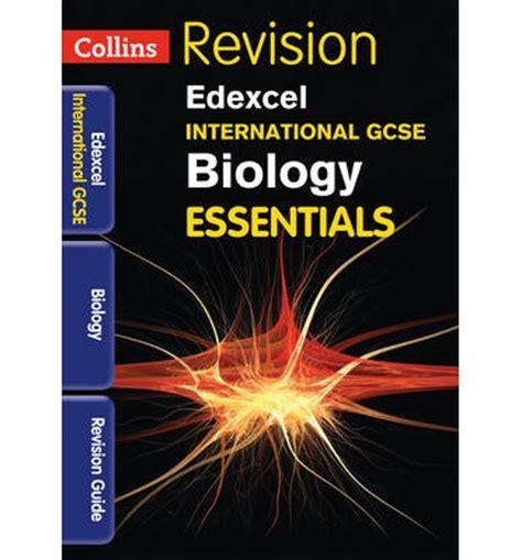 edexcel international gcse biology edexcel international gcse biology revision guide lynn winspear 9781844197392