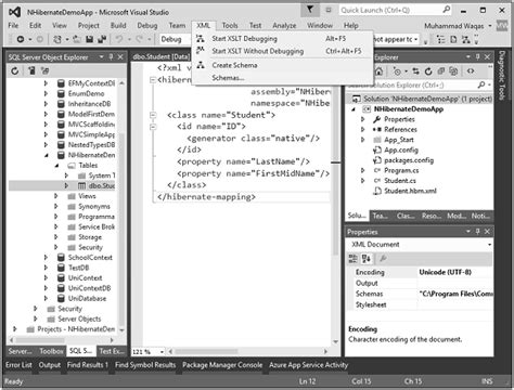 hibernate interview questions tutorials point nhibernate add intellisense to mapping file