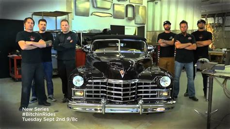 Add On Garage Designs bitchin rides premieres sept 2 9 8c on velocity youtube