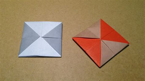 Origami With One Sheet Of Paper - free coloring pages origami coaster with one sheet of