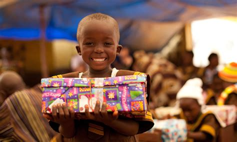 make a big difference through a small gift