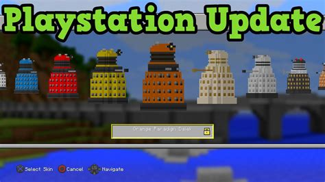 minecraft playstation 4 edition trophies ps4 exophase minecraft ps3 ps4 tu29 update out now new trophies