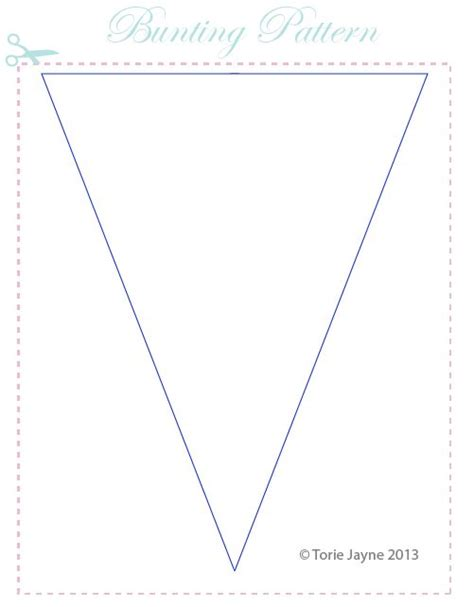 bunting pattern patterns and buntings on pinterest