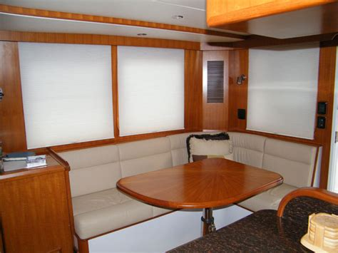 boat window coverings yacht curtains and blinds rooms