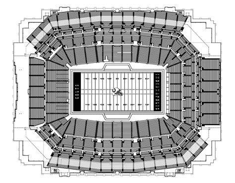football stadium floor plan lucas oil stadium j michael anderson archinect