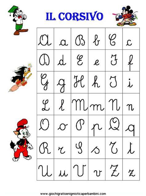 lettere corsivo oltre 25 fantastiche idee su lettere in corsivo su