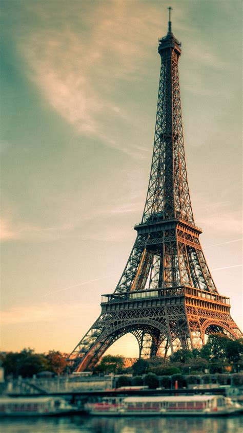 paris eiffel tower smartphone hd wallpapers getphotos