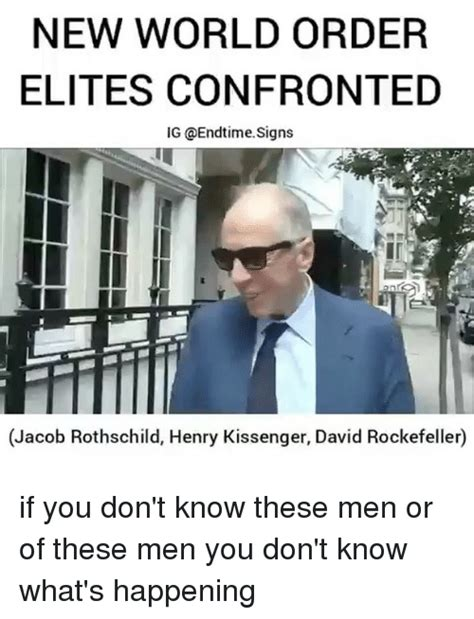New Meme Order - new world order elites confronted ig signs jacob