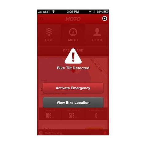 Scorpio Ride Core S Cellular Motorcycle Alarm / GPS