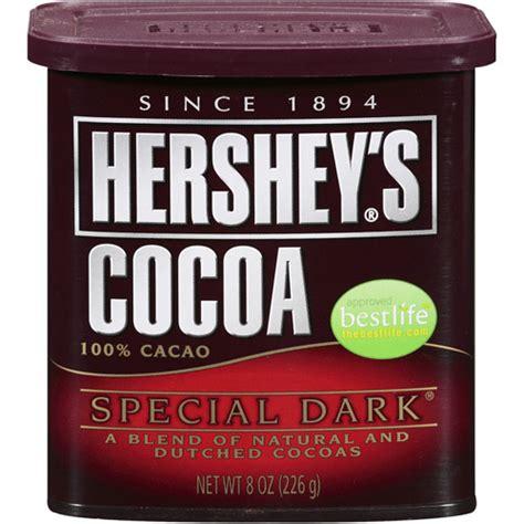 Hersheys Cocoa Bubuk Cocoa Hershey Special hershey s special cocoa 8 oz walmart