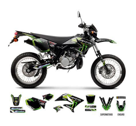 Yamaha Dt 125 X Aufkleber by Yamaha Dt 50 X R Graphics Series Tmx Graphics