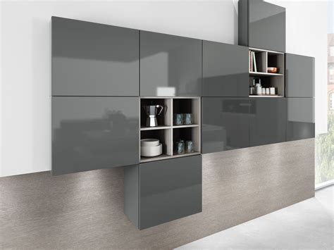 Adding Kitchen Cabinets urban myth more than a kitchen design glass lava grey