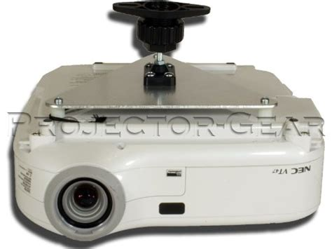 Proyektor Nec V260 projector gear projector ceiling mount for nec v260 madeintheusa