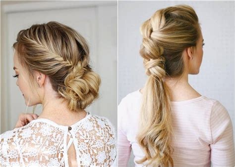 Hairstyles For 2017 Homecoming Bouquets by 75 Trendy Wedding Prom Hairstyles To Try In 2018