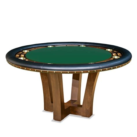 Holdem Table by Professional Table With Top Metro Collection Custom