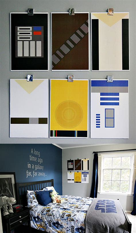 20 awesome wars room for boys home design