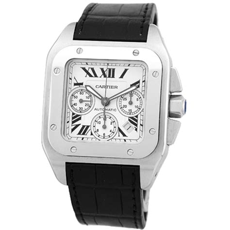 From Cartier With Newsvine Fashion by New Cartier Santos De Cartier Santos 100 Fan Of Fashion