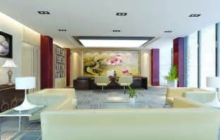 Ceo office modern design chairman office interior design by chinese