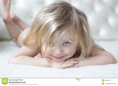 little girls little pics little girl stock photo image 54337447