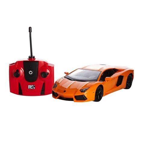 Rc Mobil Lamborghini Aventador Skala 124 Orange officially licensed remote lamborghini aventador