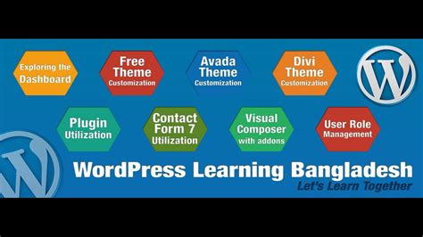 wordpress tutorial in bangla class 13 divi theme customization tutorial bangla youtube
