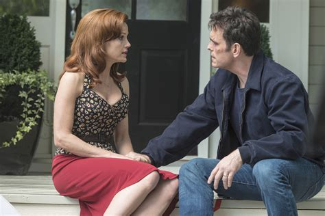 matt dillon wayward pines wayward pines carla gugino on her fox mystery series
