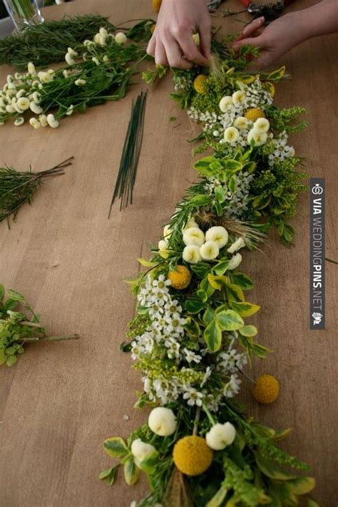 garlands and swags diy fresh floral garland tutorial for swags or garlands