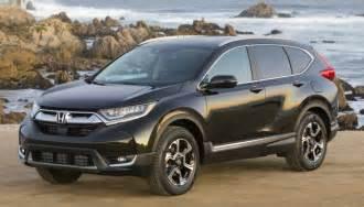 Honda Crv 7 Seater 2017 Honda Cr V A 7 Seater Version For Australia