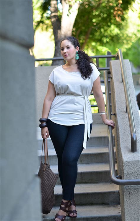 plus size casual chic style casual chic style two steps to look more chic lena penteado