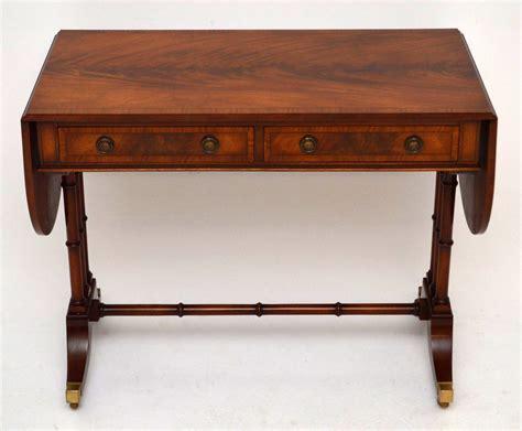 Intarsien Tisch by Antiker Regency Stil Intarsien Mahagoni Sofa Tisch