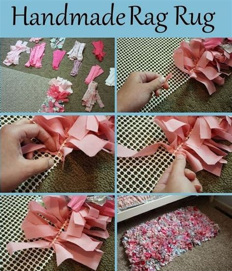 How To Make Handmade Rag Rugs - best 20 スマホケース diy ideas on