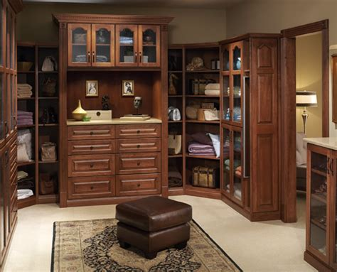 Custom Wood Closet by Custom Closets Custom Closet Systems Inc