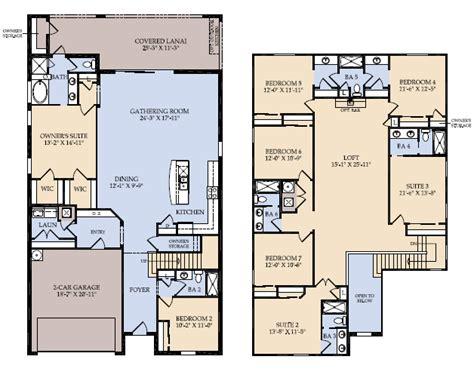 windsor homes floor plans windsor at westside vacation homes near disney orlando