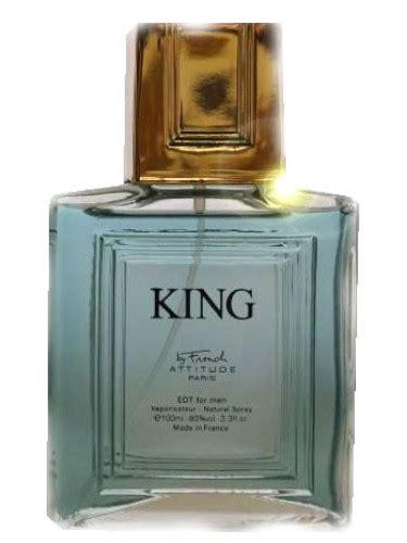 Parfum King king attitude cologne un parfum pour homme
