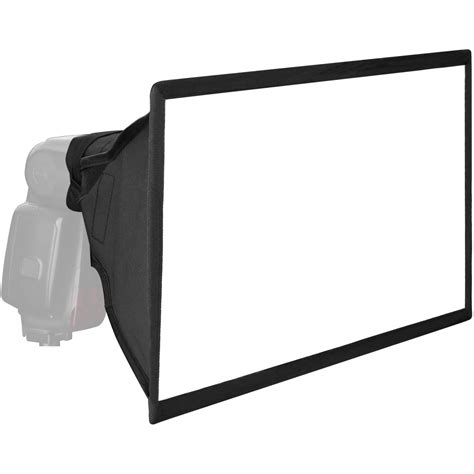 best portable softbox vello softbox for portable flash fd 1430 b h photo