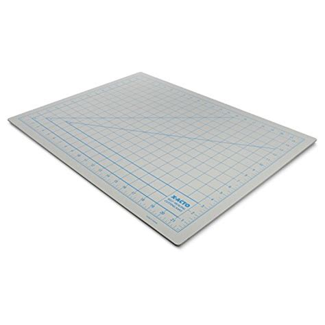 x acto self healing cutting mat non stick bottom gray
