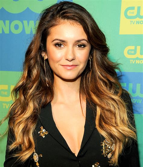 it s a wrap nina dobrev is leaving the vampire diaries