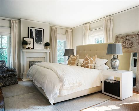 neutral master bedroom eclectic bedroom photos 8 of 249 lonny