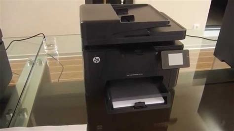 Hp Color Laserjet M177fw hp color laserjet pro mfp m177fw im on