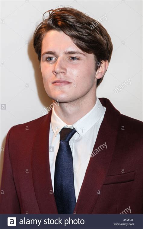 Actor Eugene Simon attends the 'Genius' Premiere during ... Eugene Simon 2017