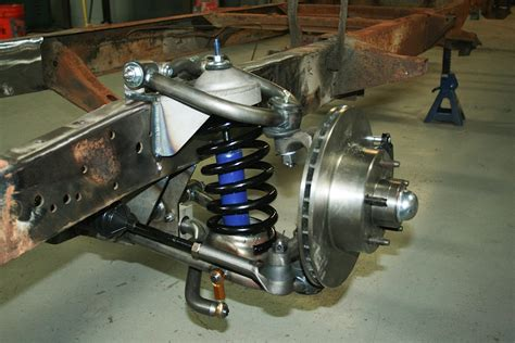 Box Aki Custom 06 Independent cure those suspension woes with tci engineering s 55 59 chevy ifs