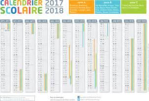 Calendrier 2018 Education Nationale Vacances Scolaires 2017 Et 2018 Calendrier 224 Imprimer
