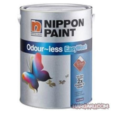 Cat Nippon Paint Spotless 25kg harga gambar jenis cat tembok dinding terbaru 2013 cara harga terbaru